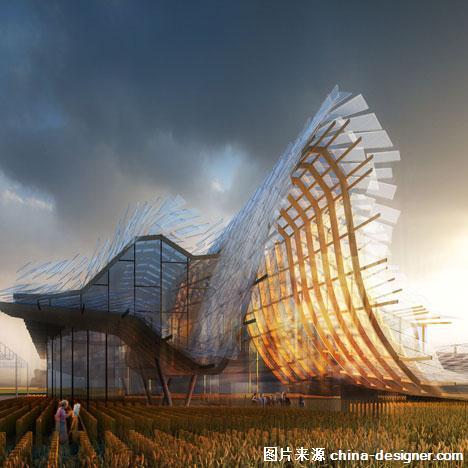 先睹为快---2015年米兰世博会中国馆(组图)
