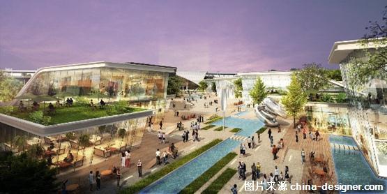 贝诺事务所获得台湾高铁综合体设计(图)
