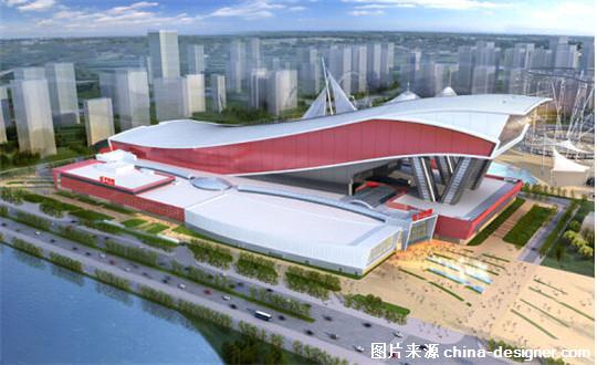 """""""全球最大""""室内滑雪场钢结构建筑落户哈尔滨(组图)"""