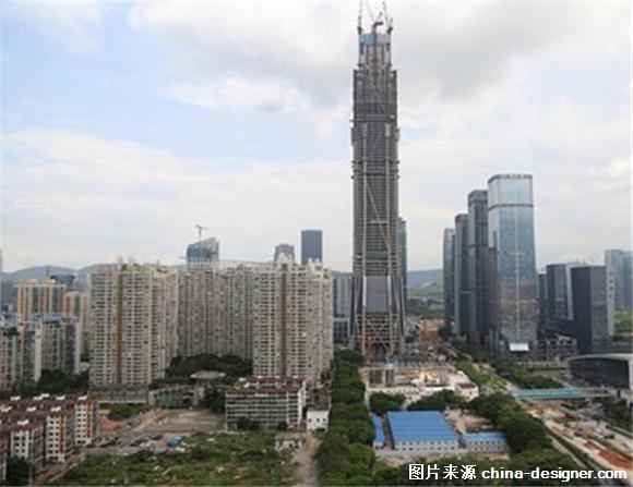 图:深圳平安金融中心