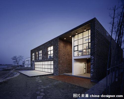 诗人住宅(叶宅 王宅)是二位诗人的私人住宅,设计延续了建筑师惯用