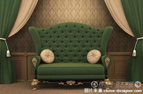 欧式新古典风格家具搭配
