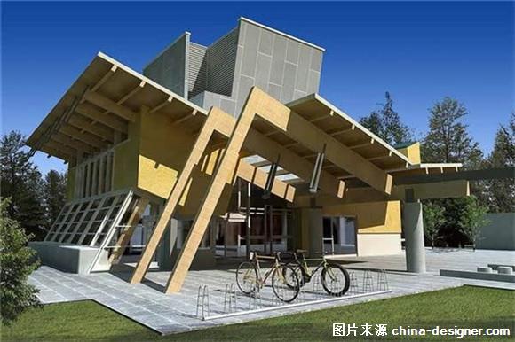 钢结构建筑设计要素与在中国现状(组图)