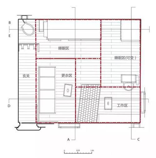 小餐馆设计平面图
