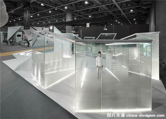 广州设计周上的雾霾主题展(组图)