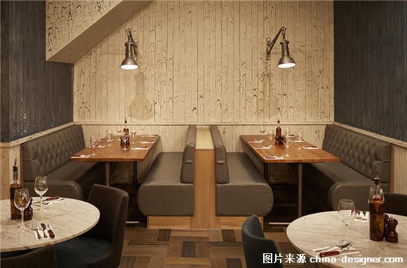 餐厅设计参考:利物浦的复古地中海餐厅(组图)