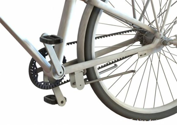 宜家发布了一款自行车,没上市已获红点奖(组图) -设计