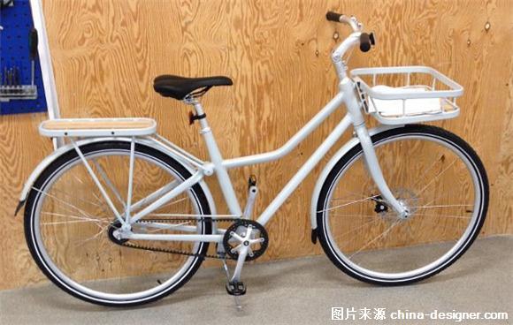 跟传统的自行车链条不同