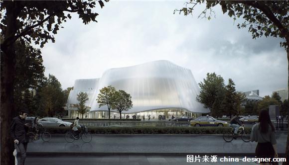 音乐资讯_中国爱乐乐团音乐厅 闹市中的一处圣洁花园 / MAD(组图) -设计 ...