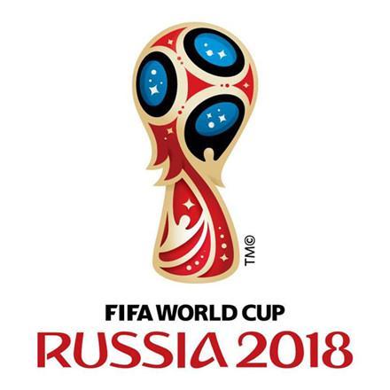 2018 年俄罗斯世界杯官方会徽