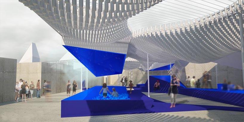 新闻资讯网站_纽约现代艺术博物馆竞赛建筑设计效果图 -设计资讯-中国建筑与 ...