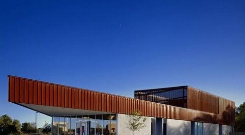 建筑设计欣赏 美国孟菲斯动物医院 组图