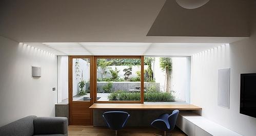 rchitecture派伦敦古典蜘蛛复式v蜘蛛经典案例(公寓图绘制图片