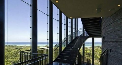 建筑设计欣赏:日本冲绳科学与技术学院_3