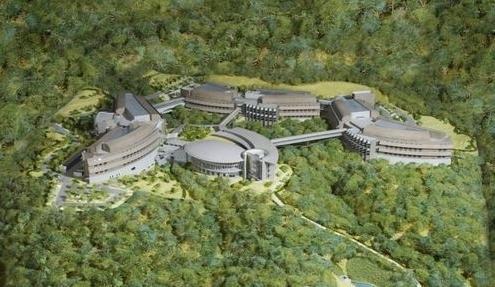 建筑设计欣赏:日本冲绳科学与技术学院_5