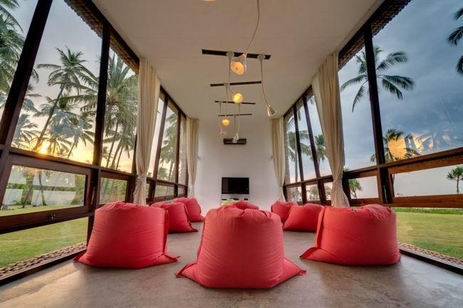 度假型别墅设计案例