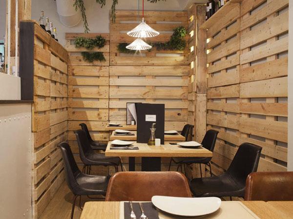 专业设计师创作餐厅作品案例