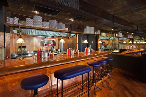 知名设计师的休闲餐厅设计案例